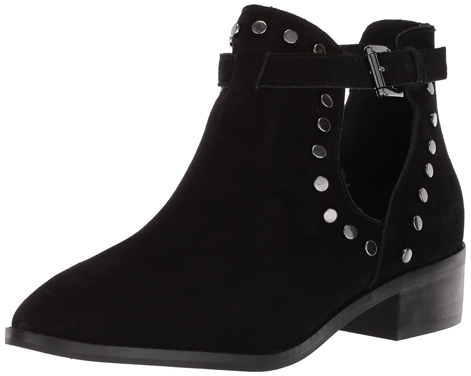 Carlos by Carlos Santana Women's Blake Ankle Boot B077H465DF 6 B(M) US|Black