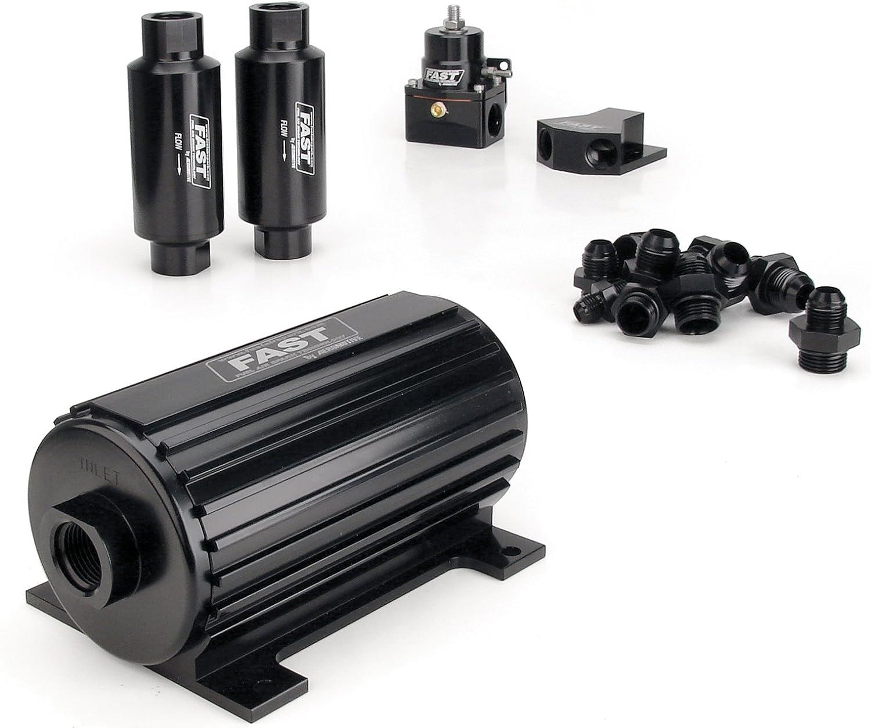 Ez2.0 In-Line Pumpw//Hardware COMP Cams 30402-P Fuel Pump
