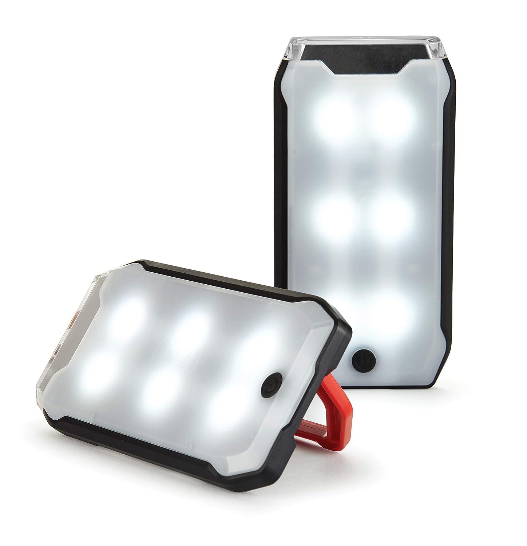 Lanterna LED a Doppio Pannello Super Luminosa 400 Lumen Lanterna con Due Pannelli Staccabili Lanterna da Campeggio Portatile COLEMAN ad Alta Potenza