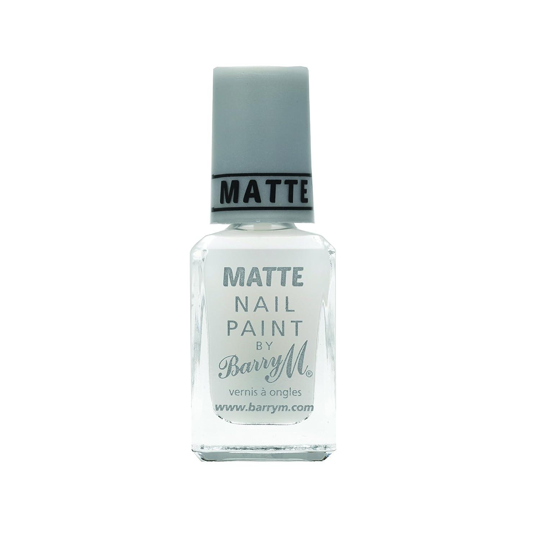 Barry M Cosmetics Matte Nail Paint, Top Coat BMBE4 MTC