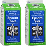 White Mountain Epsom Salt 3 Lb Containers