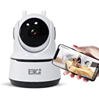 WiFi Full HD 2.0MP Pet Camera with Night Vision, 2-Way Audio, Motion Detection, Pan/Tilt, Smart IP Home Camera, Multiuse…