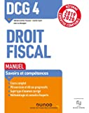 DCG 4 Droit fiscal - Manuel - Réforme 2019/2020: Réforme Expertise comptable 2019-2020