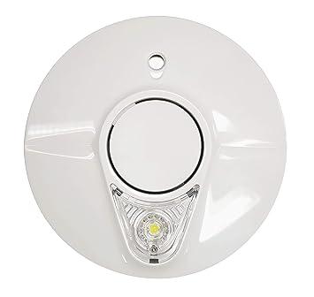 Fireangel - Alarma de Humo (Incluye luz, 5 años de Vida): Amazon.es: Bricolaje y herramientas