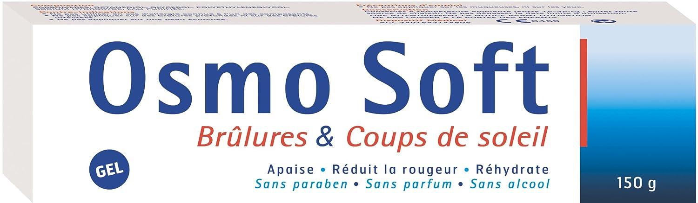 Cooper OsmoSoft Brûlures & Coups de Soleil 150 g 1034