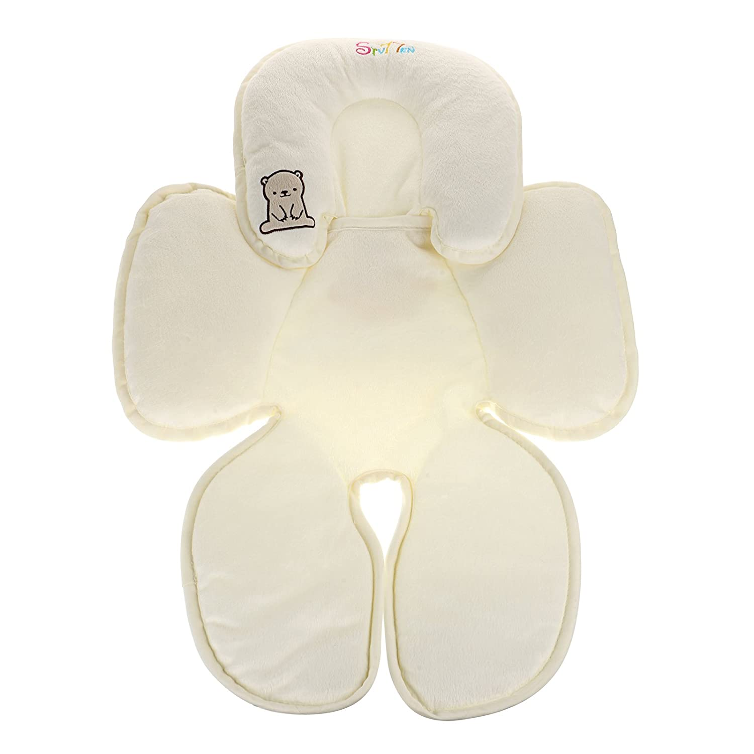 Huayao Spv77EN Infant Body and Head Support for Car Seat Stollers