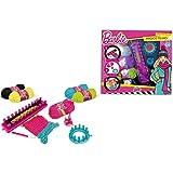 Grandi Giochi GG00522 - Accessori Maglieria Magica Barbie C/Telaio