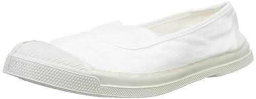 Bensimon Bequeme Schuhe Für Damen Sneaker Weiß
