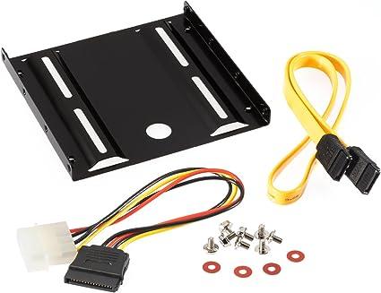 Poppstar - Kit de instalación para SSD HDD internos Incluye el ...