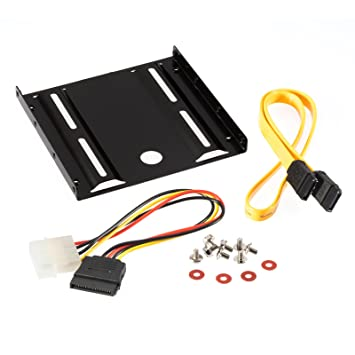 poppstar mounting kit for internal ssdhdd including mounting frame screws for 64