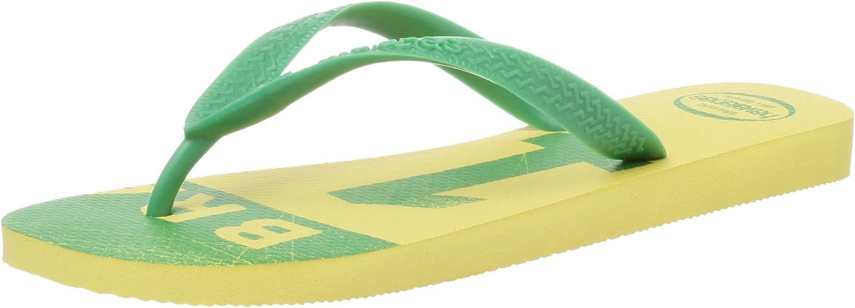 Havaianas Mens Brazil Flip Flop Sandals