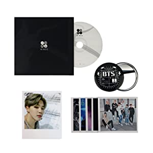 BTS 2nd Album - Wings [ I ver. ] CD + Photobook + Photocard + FREE GIFT / K-POP Sealed