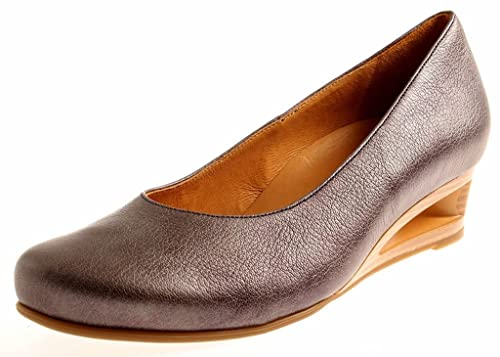 uk availability b4103 4a08d Theresia M... Lederpumps Damenschuhe Leder Schuhe Pumps ...