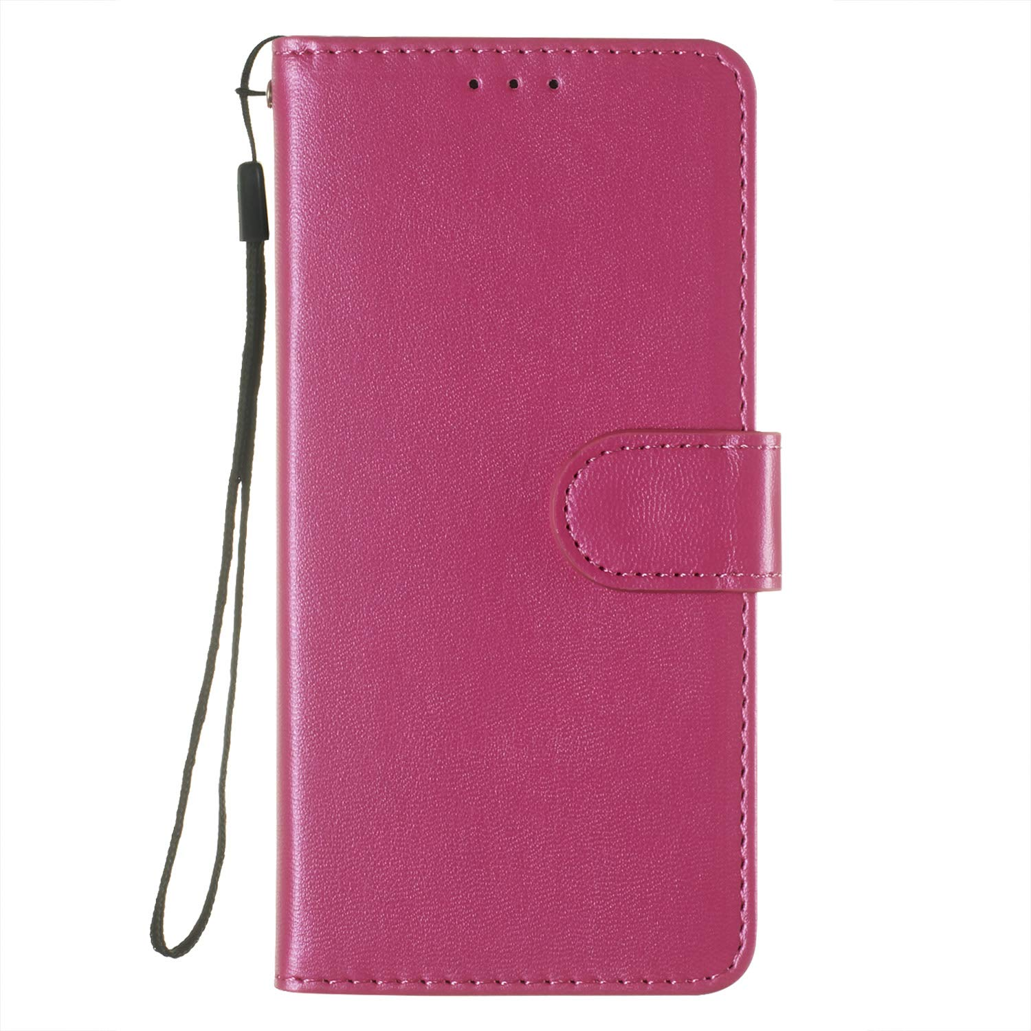 Lomogo Sony Xperia L3 Case Leather Wallet Case with Kickstand Card Holder Shockproof Flip Case Cover for Sony Xperia L3 LOYHU250593 L3