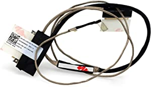 Deal4Go 30-pin LCD Cable LED Screen Ribbon Flex Cable for HP 15-AC 15-AF 15-AE 15-BA 15-BN 15-A 250-G4 255-G4 250-G5 AHL50 DC020026M00 813943-001