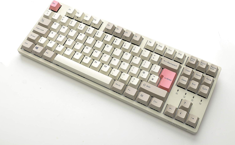 Durgod Taurus K320 Tkl Mechanische Gaming Tastatur 88 Elektronik