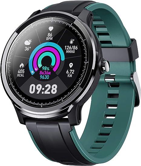 Amazon.com: Reloj inteligente para la salud y el seguimiento ...