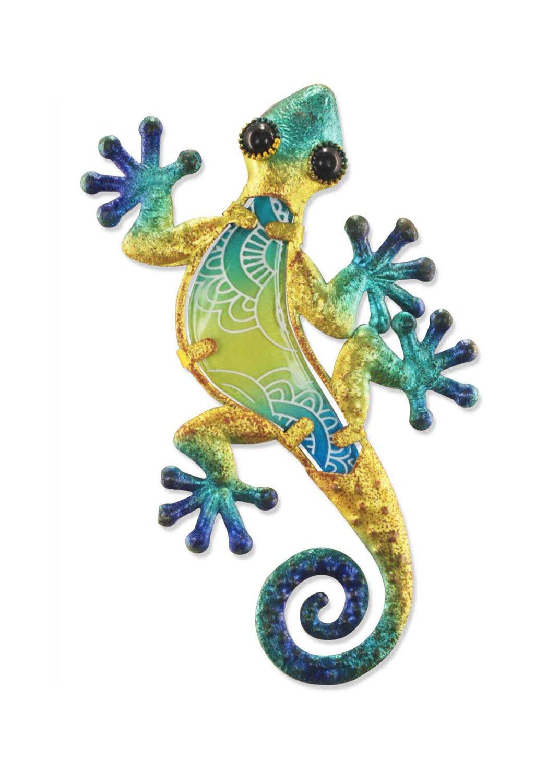 happyDko Il Gecko Giallo Limone, collezione Pacific H 21cm SG