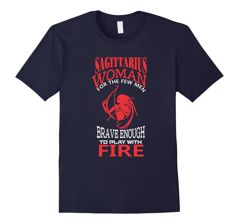 Sagittarius Woman Shirt-RT
