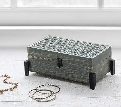 Delicieux Storeindya Wooden Jewelry Box Storage Organizer Multipurpose Box Wooden  Keepsake Box/Kids Treasure Chest Box