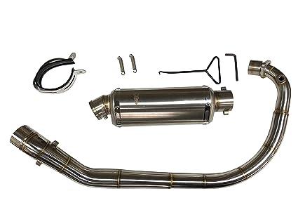 Amazon com: Full Exhaust Muffler System for LIFAN KPR/KP200
