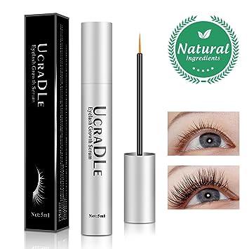 ae6ac20ab43 Eyelash Serum, Lash Enhancer Serum Eyelash Booster for Longer, Fuller  Eyelashes - Irritation Free