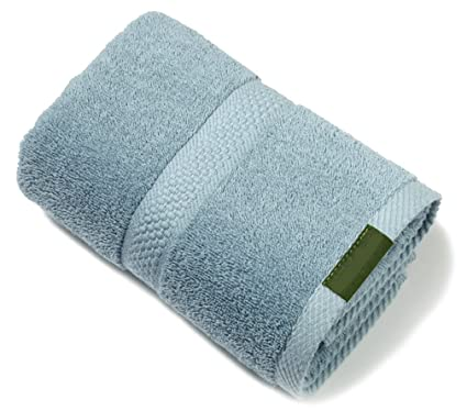 Elezay - Toalla de mano de algodón para baño, casa, hotel, spa,