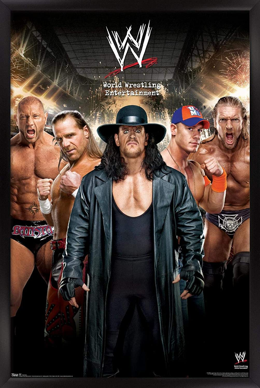 Trends International WWE - Superstars Wall Poster, 14.725