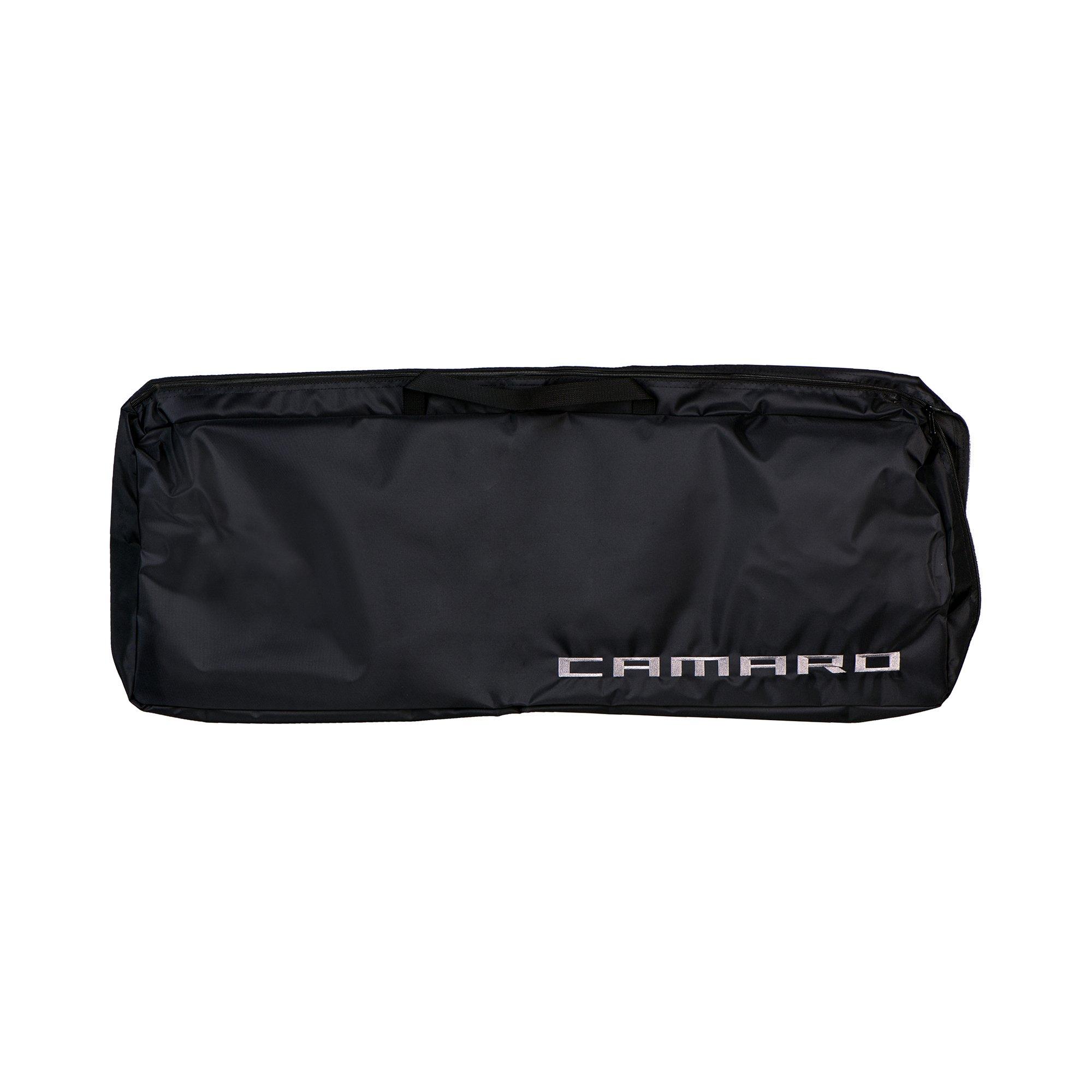 OEM NEW Tonneau Cover Storage Bag Black w/ Camaro Logo 11-15 Chevrolet 22855148