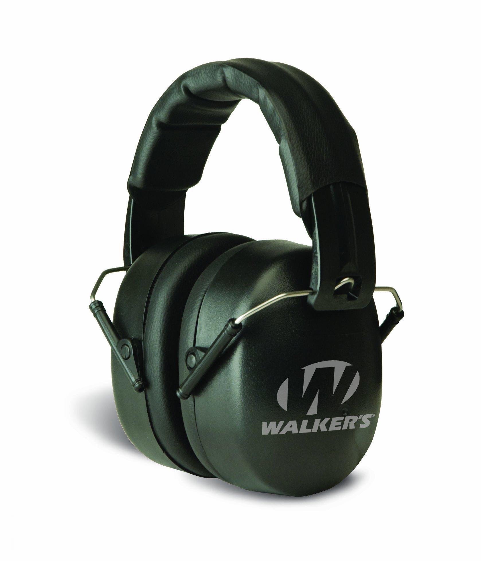 Walkers EXT Range Shooting Folding Muff, 34 NRR by Walker's Game Ear