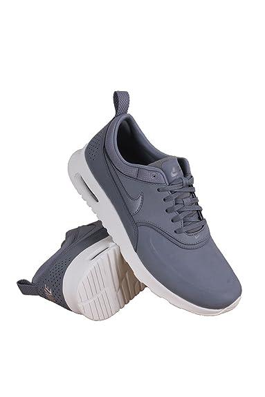 Nike Womens Air Max Thea Prm Laufen Trainers 616.723 Turnschuhe (uk 3 Us 55 Eu 36 Hyper Pink Pink