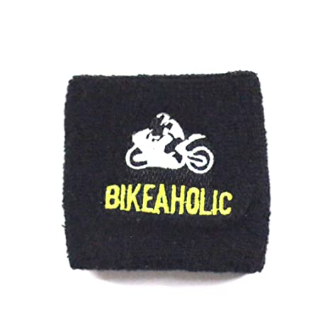 Shift Pattern Sporbikes and Gifts by Moto Loot Brake Fluid Reservoir Cover Sock for Motorcycles