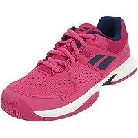 Babolat Niños Pulsion All Court Junior Zapatillas De Tenis Zapatilla Todas Las Superficies Rosa - Azul Oscuro 38