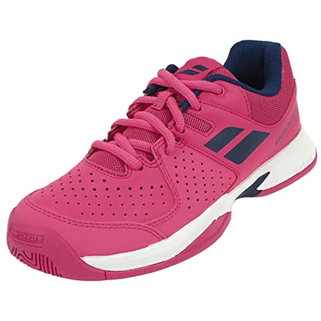 Junior Pulsion Court De All Zapatillas Babolat Uk 5 TenisRosa3 SzpqVUM