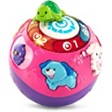 VTech Wiggle & Crawl Ball, Purple (Amazon Exclusive)