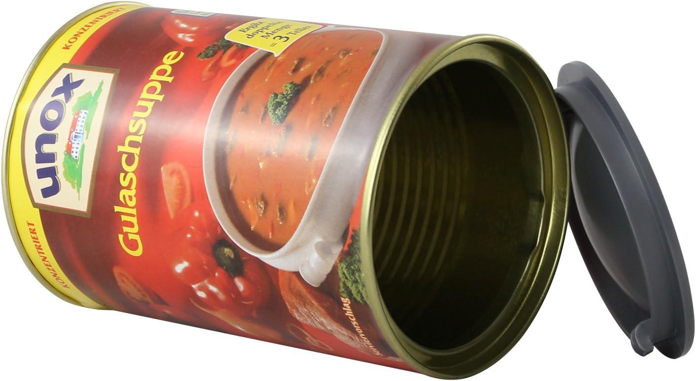 Dosentresor Dosensafe Geldversteck im Design einer Heinz Beanz Dose 11 x 7,5 cm