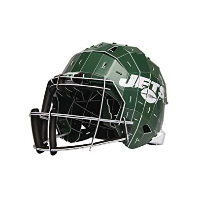 FOCO New York Jets NFL PZLZ Helmet: Sports & Outdoors