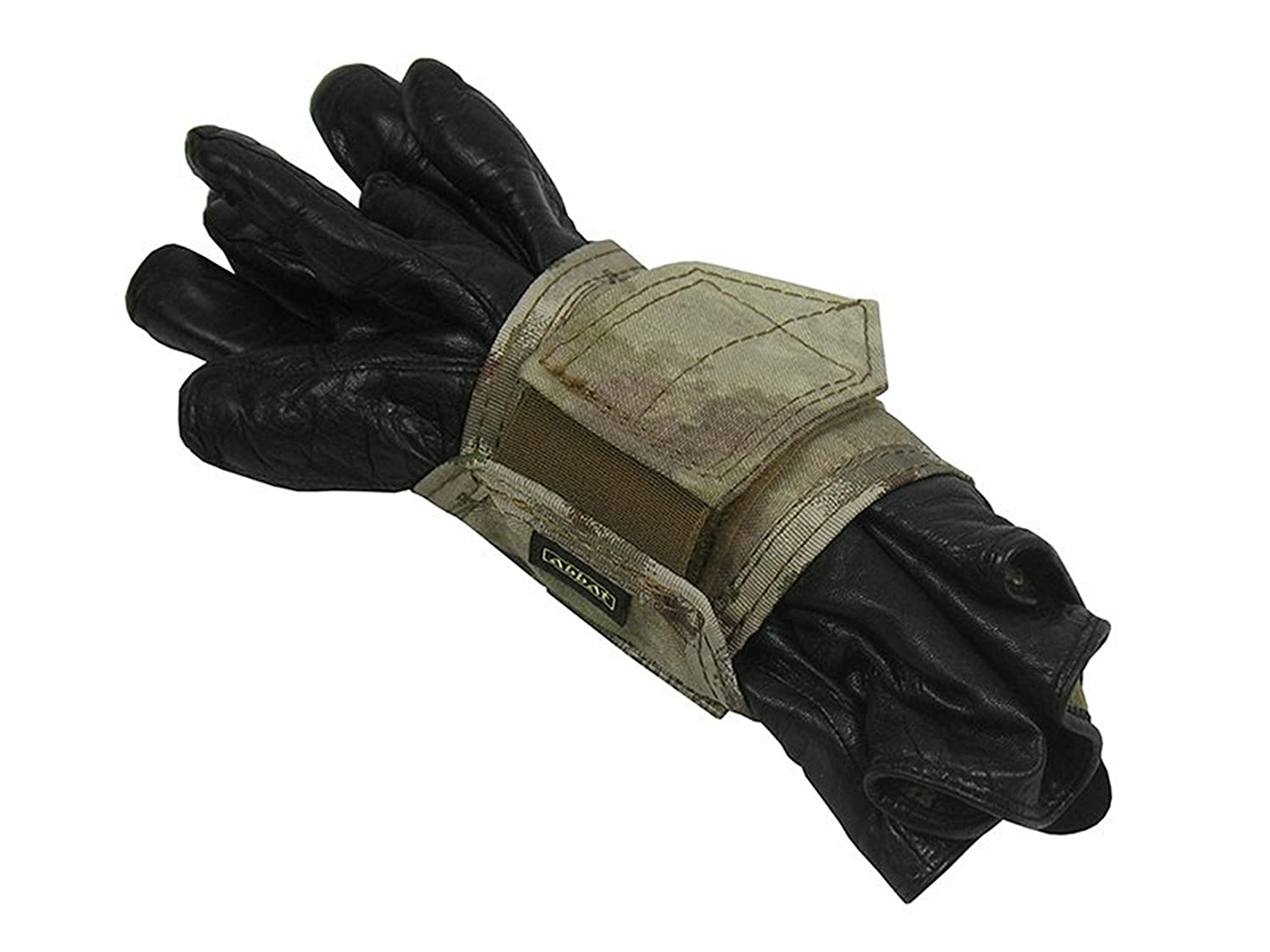 Tactic World Pochette Porte-Gant Pouch Glove Molle Airsoft Paintball Retainer
