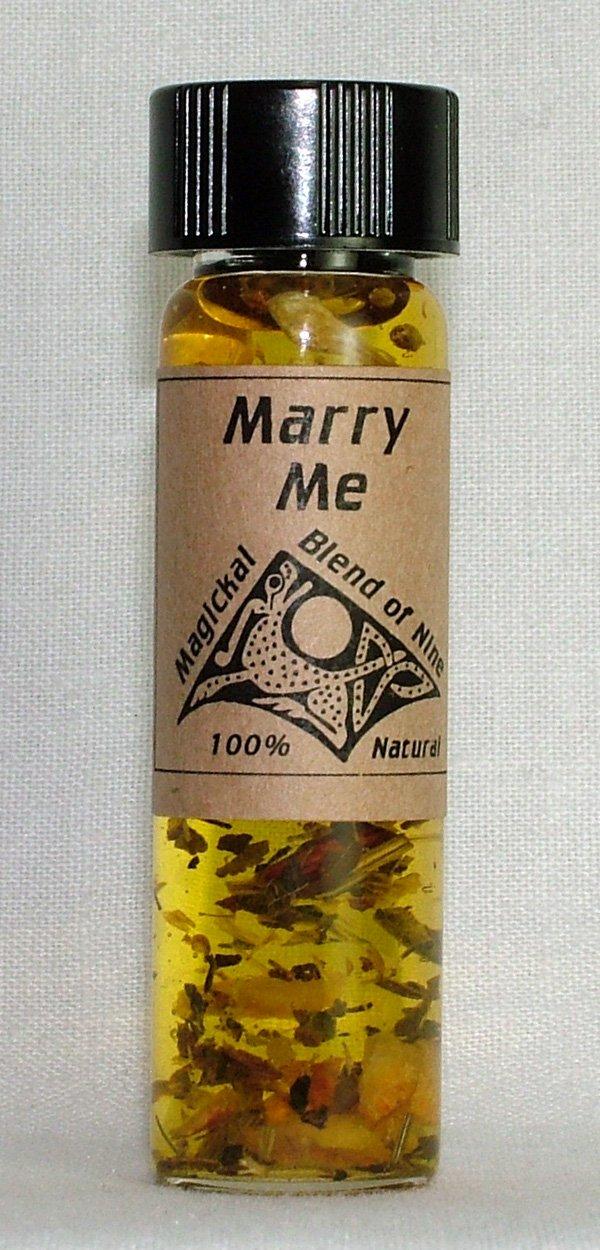 Marry Me Magickal Oil