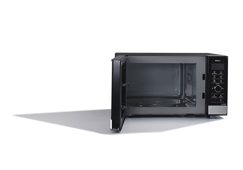 Panasonic NN-GD38HSSUG Horno microondas, 1000 W, 23 litros, Negro y Acero: Amazon.es: Hogar