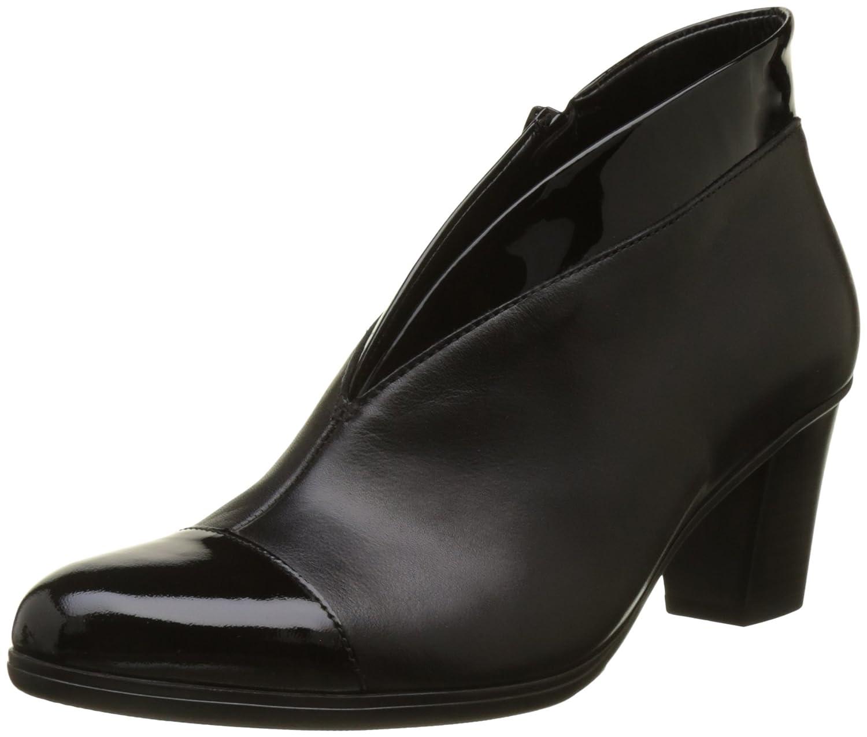 Gabor Damen Basic Stiefel  39 EU|Schwarz (97 Schwarz)