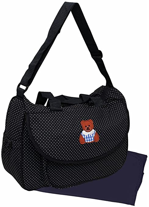a7f0cf6b6299 Buy Ollington Street Diaper Bag - Teddy Bear - Blue Online at Low Prices in  India - Amazon.in