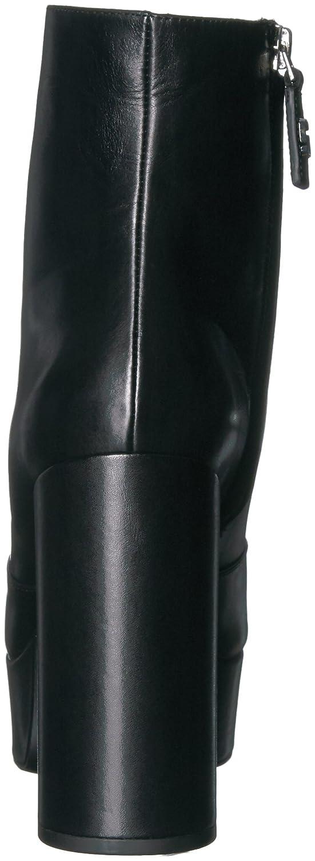 Marc Jacobs Women's Amber Platform Ankle Boot B07321QGYB 37.5 M EU (7.5 US)|Black