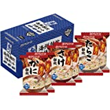 アマノフーズ 炙り海鮮雑炊 3種×2個セット