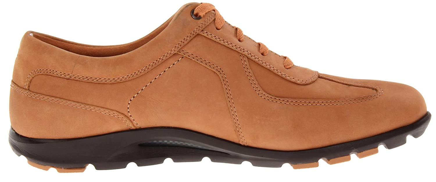 Rockport Womens Truwalk Zero Touring T-Toe Oxford 6 US