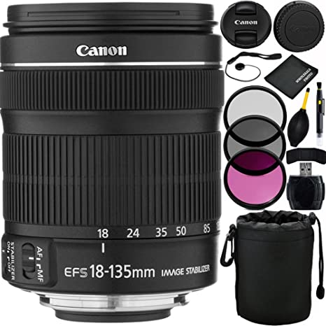 Review Canon EF-S 18-135mm f/3.5-5.6