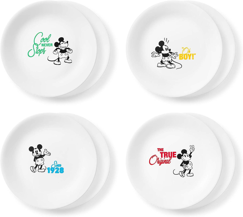 Corelle Disney Mickey Mouse-The True Original 8.5