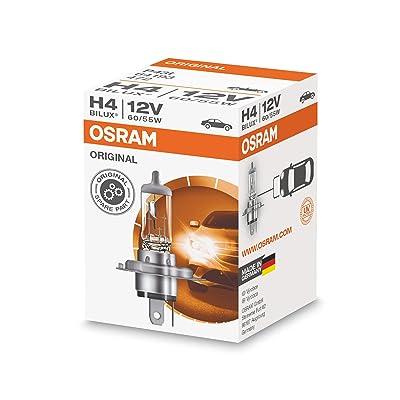 SYLVANIA - H4 Basic - High Performance Halogen Bulb, 31423 (1 Pack): Automotive