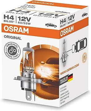 2x Fits Hyundai Santa Fe MK2 Osram Ultra Life High Main Beam Headlight Bulbs