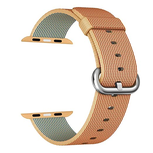 134 opinioni per Apple Watch cinturino ,PUGO TOP Woven
